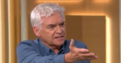 Phillip Schofield sparks fury over Strictly vaccine grilling