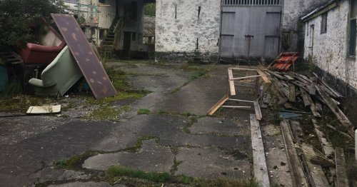 Concern as 'heartbreaking' pictures surface of North Wales holiday site
