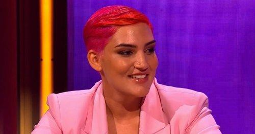 BBC Blankety Blank contestant immediately recognised