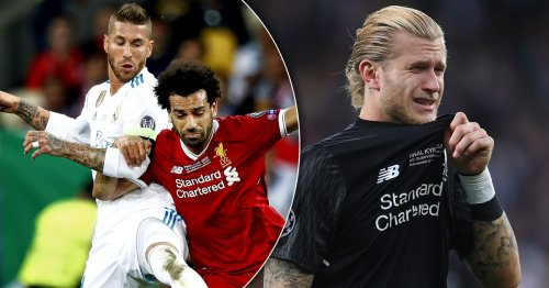 How Liverpool dressing room reacted to Sergio Ramos injuring Mohamed Salah