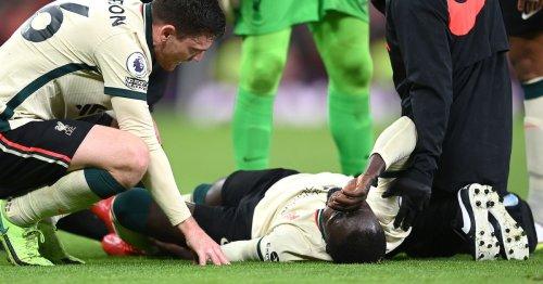 Naby Keita injury update after midfielder stretchered off in Liverpool win