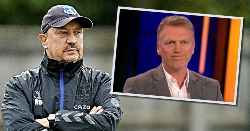 Benitez is Everton's man but remember Moyes refused to rule out Liverpool switch
