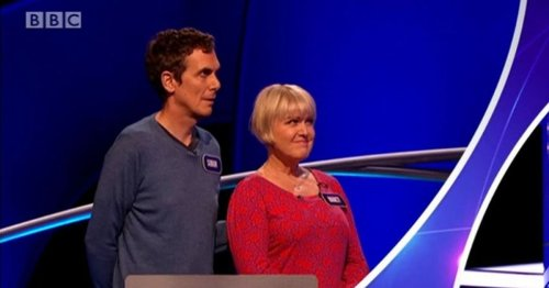 Pointless fans spot celebrity lookalike within minutes