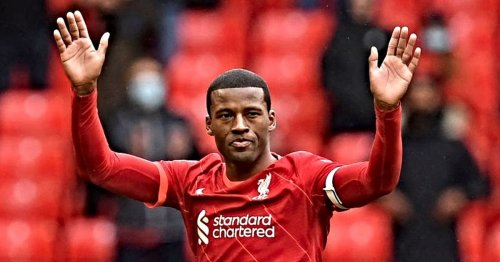 'Everyone knows' - Wijnaldum makes PSG admission after Liverpool exit
