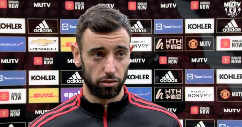 Bruno Fernandes makes Manchester United 'mistakes' admission before Liverpool