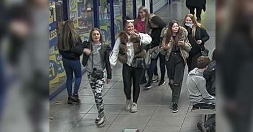 CCTV appeal after homophobic and transphobic attack