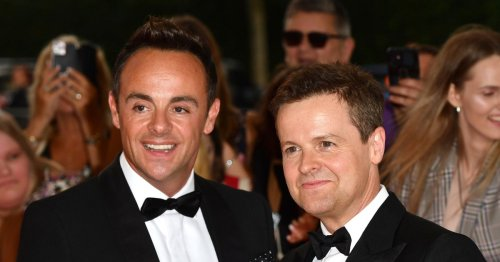 Ant and Dec TV show cancelled as fans left gutted