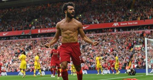 Jurgen Klopp makes surprise admission after Mohamed Salah yellow card