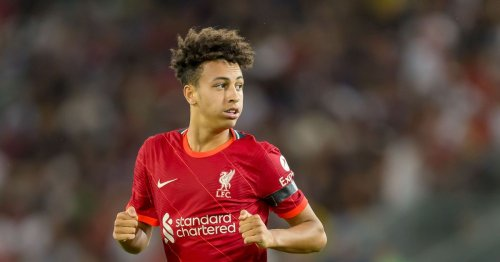 Liverpool fans have squad inclusion theory after spotting U23s no-show