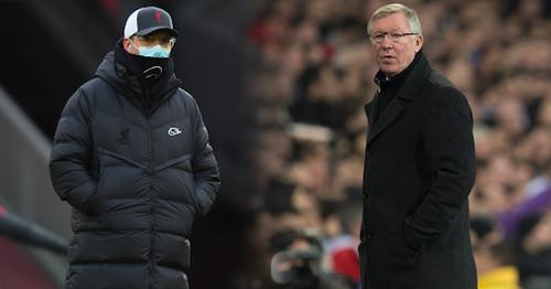 Jurgen Klopp phoned Sir Alex Ferguson at 3am with Liverpool message