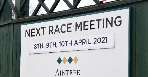 Grand National festival LIVE from Aintree - Day One