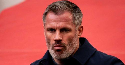 Jamie Carragher responds to Gini Wijnaldum claim over Liverpool exit