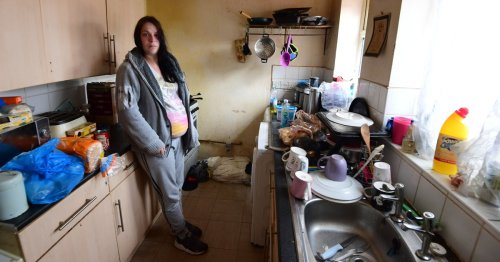 Pregnant woman faces becoming homeless two weeks before due date