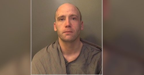 Thug attacks four people in Merseyrail train booze row