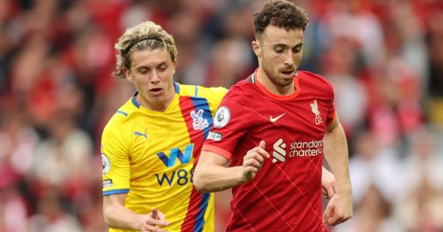 Diogo Jota targeted after miss as Mohamed Salah earns Liverpool honour