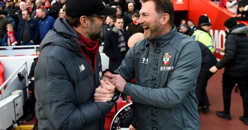Hasenhuttl makes 'not surprising' Liverpool claim after poor form