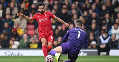 'You clever boy' - Ben Foster reveals penalty conversation with Mohamed Salah