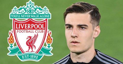 Liverpool Florian Neuhaus transfer stance as midfield options considered
