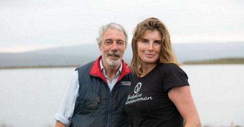 Our Yorkshire Farm couple look entirely different in unseen snap