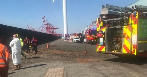 Tributes to woman pulled from docks as her name still unknown