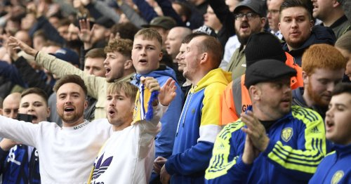 Leeds fans pile more misery onto Man United after Liverpool defeat