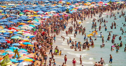 Government warns people against foreign holidays this summer