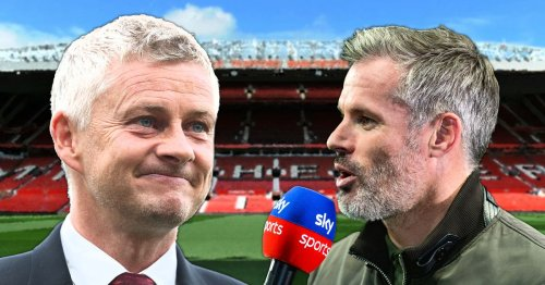 Ole Gunnar Solskjaer wrong about Jamie Carragher and Liverpool can prove it