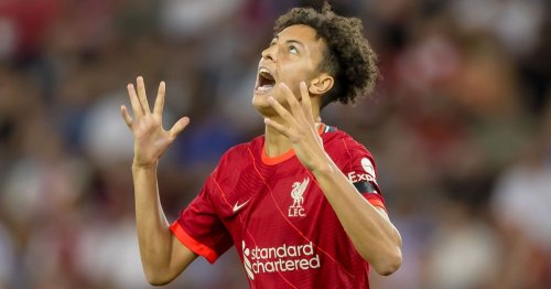 Kaide Gordon compared to £43m Liverpool star after debut against Norwich City