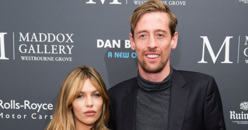 Peter Crouch 'threatened to leave home' in blazing row with Abbey Clancy