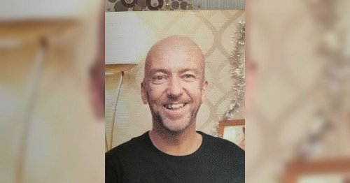 Missing man with EFC tattoo last seen leaving relative's home
