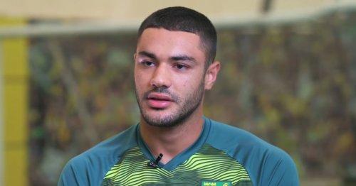 Ozan Kabak sends six-word message ahead of Liverpool reunion