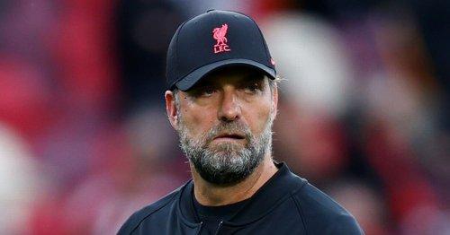 Jurgen Klopp in exchange with TV reporter over Liverpool kick-off decision