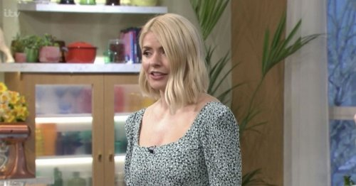 Holly Willoughby announces another week off This Morning