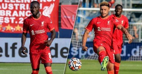 Liverpool player ratings as Keita good but Oxlade-Chamberlain poor vs Mainz