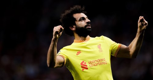 'Haven't got a chance' - Liverpool sent Mo Salah contract message