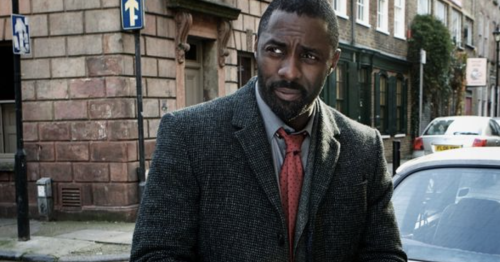 """BBC under fire after diversity chief says Luther """"isn't black enough"""""""