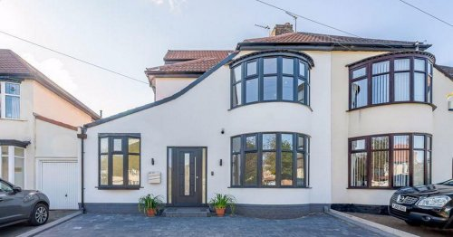 Fully refurbished five bed semi in 'sought after' area for sale
