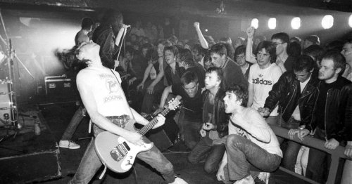 Basement club that became the heart of Liverpool's punk scene