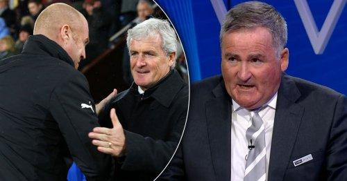 Richard Keys sends five-man shortlist to Everton for next manager