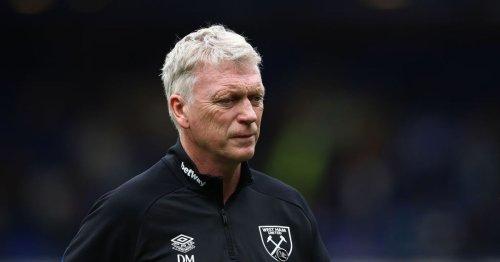 David Moyes makes 'annoyed' claim after disagreeing with Rafa Benitez
