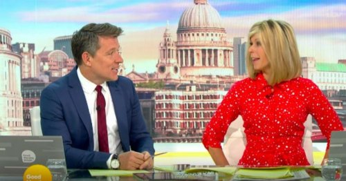 GMB in hot water as viewers slam coverage on today's show