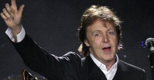 Paul McCartney bought a chippy tea for fans after Liverpool gig