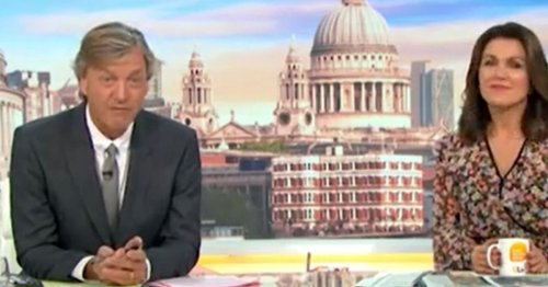 Richard Madeley under fire over 'lack of respect' on GMB