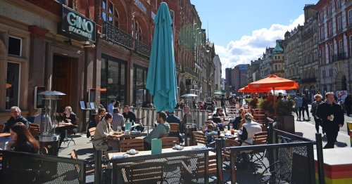 More than £2m investment in outdoor dining in Liverpool
