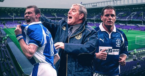 Big Dunc drama and the turbulent Everton circus Walter Smith tried to tame