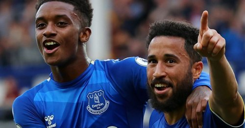 Everton player ratings as Townsend and Doucoure excellent against Norwich