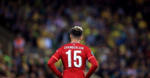 Liverpool line-ups as Alex Oxlade-Chamberlain and Naby Keita choice made