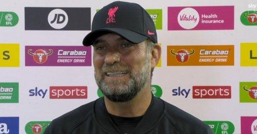Klopp makes Kaide Gordon prediction made as Liverpool dealt Milner blow