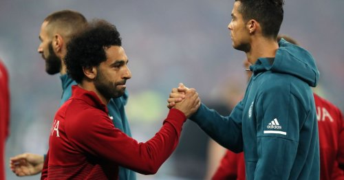 Mohamed Salah and Liverpool expose the truth about Cristiano Ronaldo