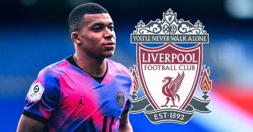 Kylian Mbappe makes major transfer admission amid Liverpool rumours